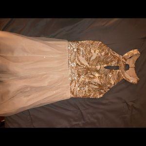 Formal Dress Size 4-6 $50